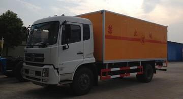 betcmp冠军国际天锦爆破器材运输车