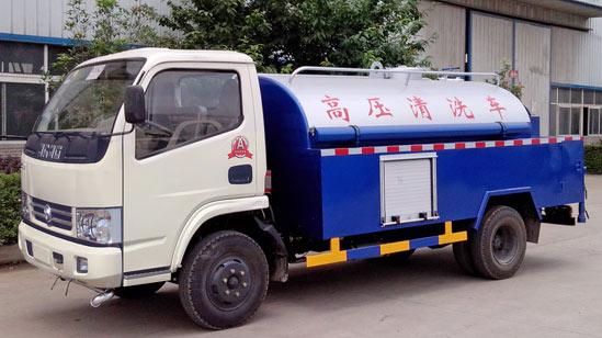 betcmp冠军国际4吨高压清洗车