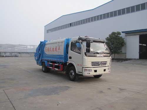 炎帝牌SZD5110ZYS5型压缩式垃圾车